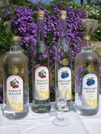 4 Flaschen