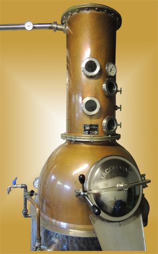 Destillation